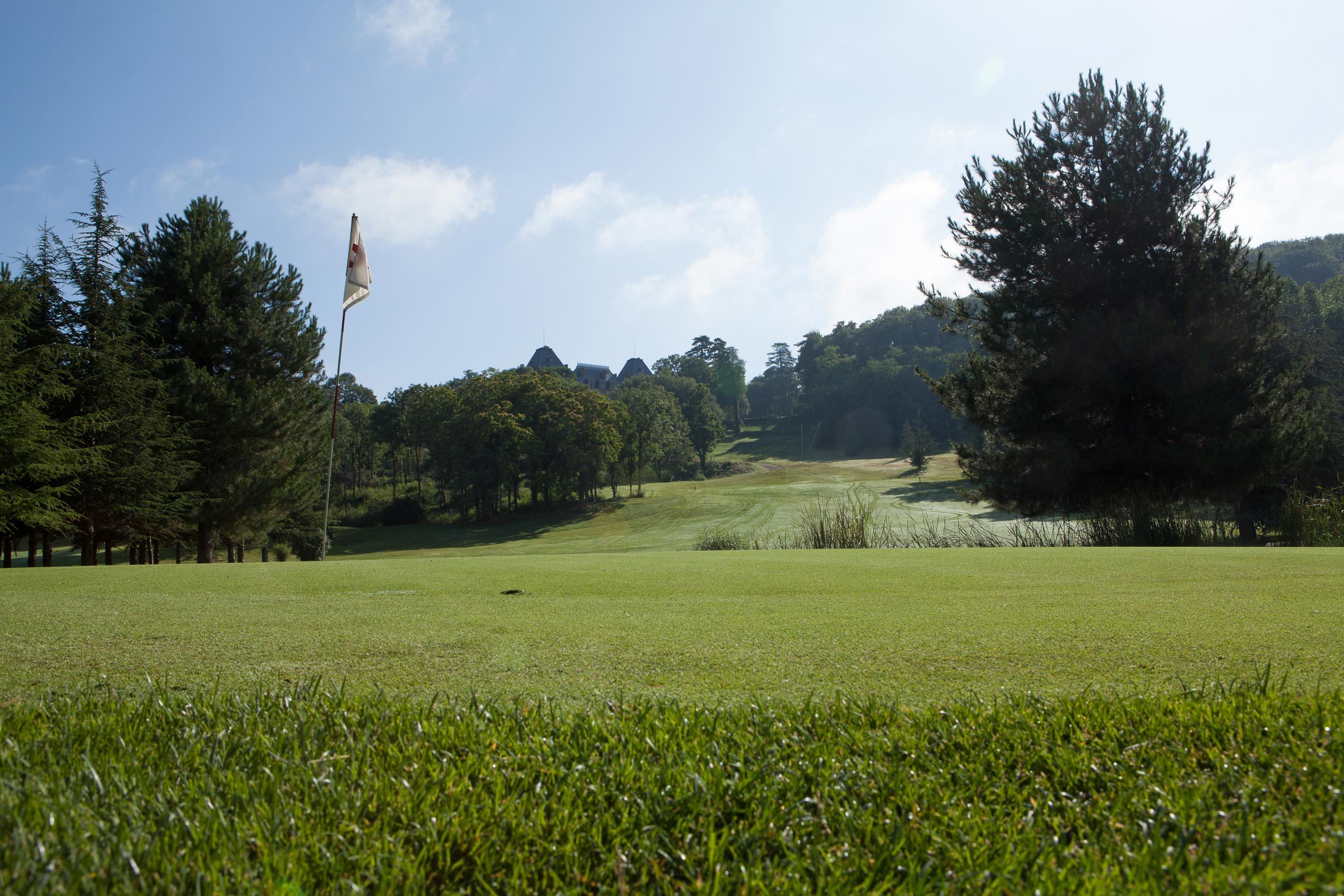 Golf à Albon