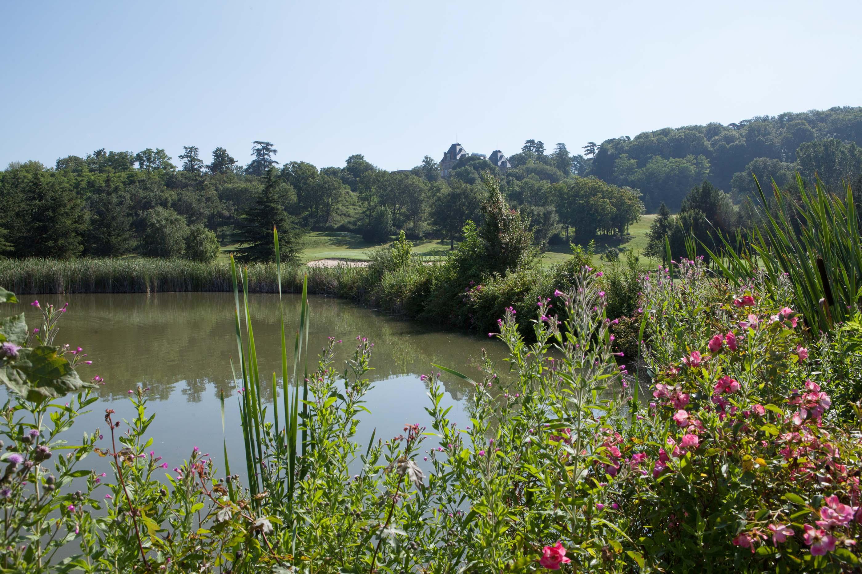 Parcours de Golf , Best Western golf Albon